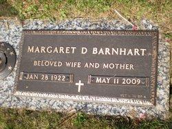 Margaret D. <i>Lyons</i> Barnhart