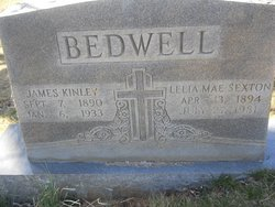 James Kinley Bedwell