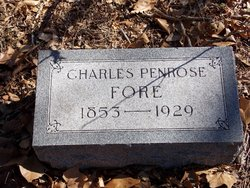 Charles Penrose Fore