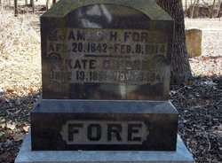James H Fore