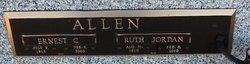 Ernest Cleveland Allen