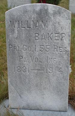 Pvt William Baker