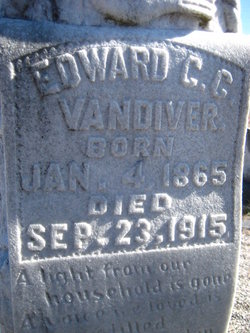 Edward Calloway Vandiver