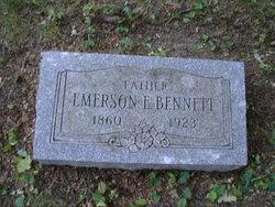 Emerson E Bennett