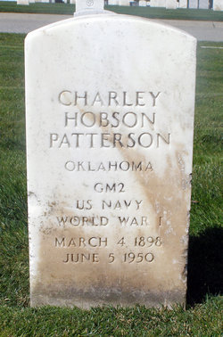 Charley Hobson Patterson