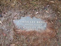 Curtis Lee Brown