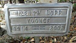 Izetta <i>Copp</i> Koonce