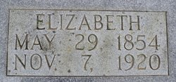 Elizabeth <i>Ernsthausen</i> Diegel