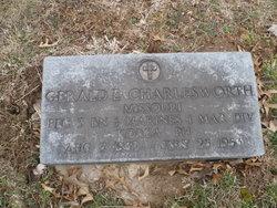 PFC Gerald Edward Charlesworth