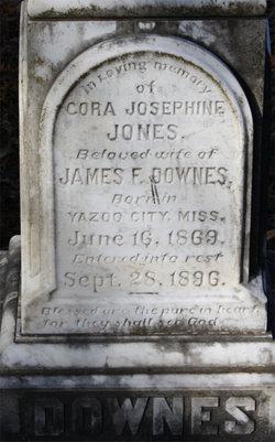 Cora Josephine <i>Jones</i> Downes