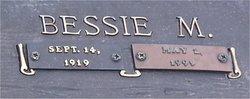 Bessie <i>Thompson</i> Bordelon