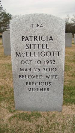 Patricia <i>Sittel</i> McElligott