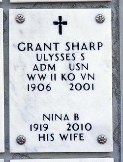 Ulysses Simpson Grant Sharp, Jr
