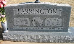 Nellie Faye <i>Thomas</i> Farrington