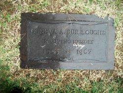 Geneva Ann <i>Wilkerson</i> Burroughs