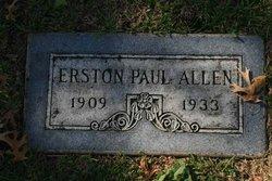 Erston Paul Allen