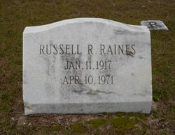 Richard Russell Russell Raines