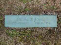 Leona Jane <i>Nix</i> Jones