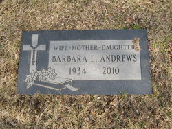 Barbara Lucille <i>Williams</i> Andrews