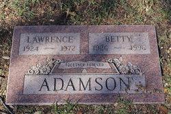 Betty J. Adamson