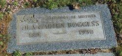Olga <i>Garten</i> Boggess