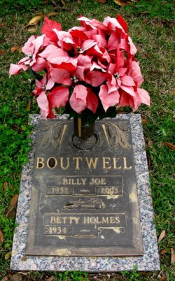 Billy Joe Bill Boutwell