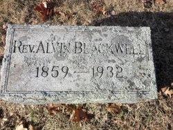 Rev Alvin Blackwell