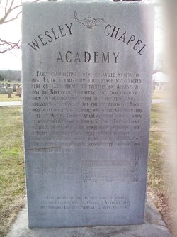 Wesley Chapel United Methodist Church Cemetery