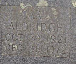 Carl Aldridge