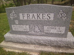 Ethel Lucille <i>McKinley</i> Frakes
