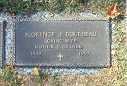 Florence J <i>Penner</i> Bourbeau