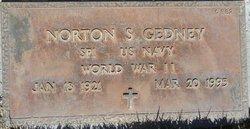 Norton S Gedney