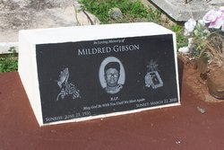 Mildred Gibson