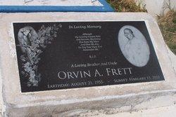 Orvin A Frett