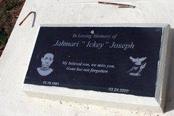 Jahmari Ickey Joseph