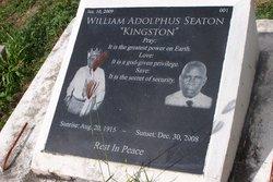 William Adophus Kingston Seaton