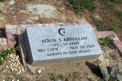 Aquil S Abdullah