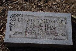 Leonides Garfield Lonnie McDonald