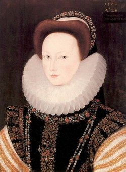 Lady Anne <i>Knollys</i> West