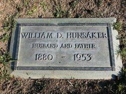 William Adelbert Delbert Hunsaker