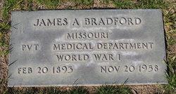 James A. Bradford