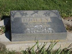 Emmett Cornelius Bailey