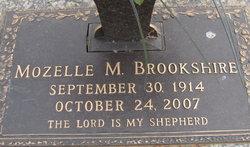 Mozelle <i>McGee</i> Brookshire