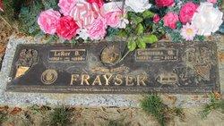 Christina Mary <i>Irving</i> Frayser