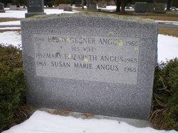 Mary Elizabeth Angus