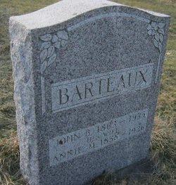 John Banks Barteaux