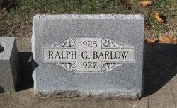 Ralph G. Barlow