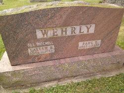 Laliah B. <i>Mitchell</i> Wehrly