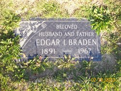 Edgar Isaac Braden