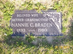 Nannie Catherine <i>Burnett</i> Braden